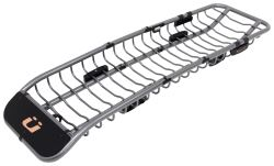 "Kuat Skinny Roof Cargo Basket and Bike Rack - Steel - 82"" x 23"" - 160 lbs"