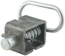 Weld-On Zinc Spring Latch