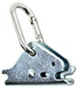 Snap-Loc E-Track Fitting with Carabiner Clip - 300 lbs