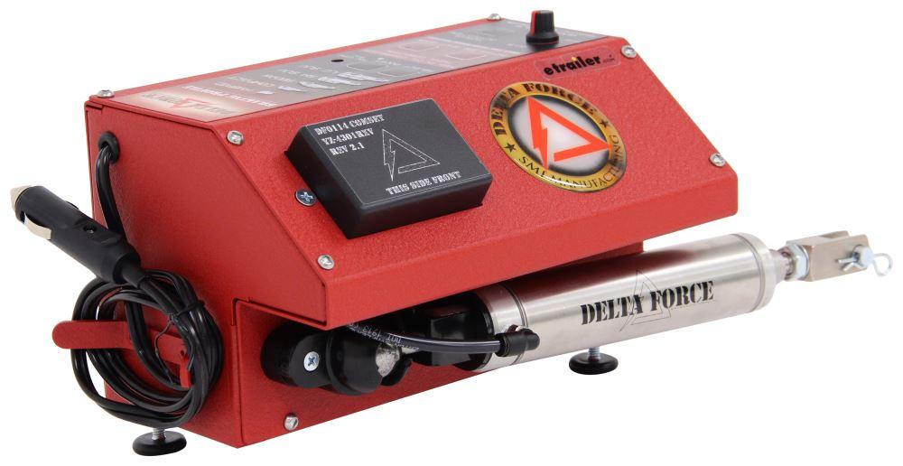 Smi Delta Force Portable Supplemental Braking System