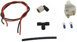 Smi Air Pressure Stop Light Switch Kit For Towed Vehicles