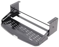 "Flexco Manual Pull-Out Step for RVs - Single - 7-1/2"" Drop/Rise - 24"" Wide - 350 lbs"