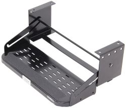 "Flexco Manual Pull-Out Step for RVs - Single - 7-1/2"" Drop/Rise - 20"" Wide - 350 lbs"