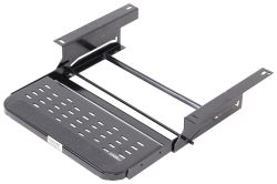 "Flexco Manual Pull-Out Step for RVs - Single - 2-3/4"" Drop/Rise - 20"" Wide - 350 lbs"