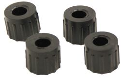 Two Piece Nylon Bushing - Qty 4