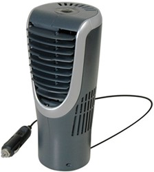 Hopkins Personal Tower Fan for Vehicle Cup Holders - 12V
