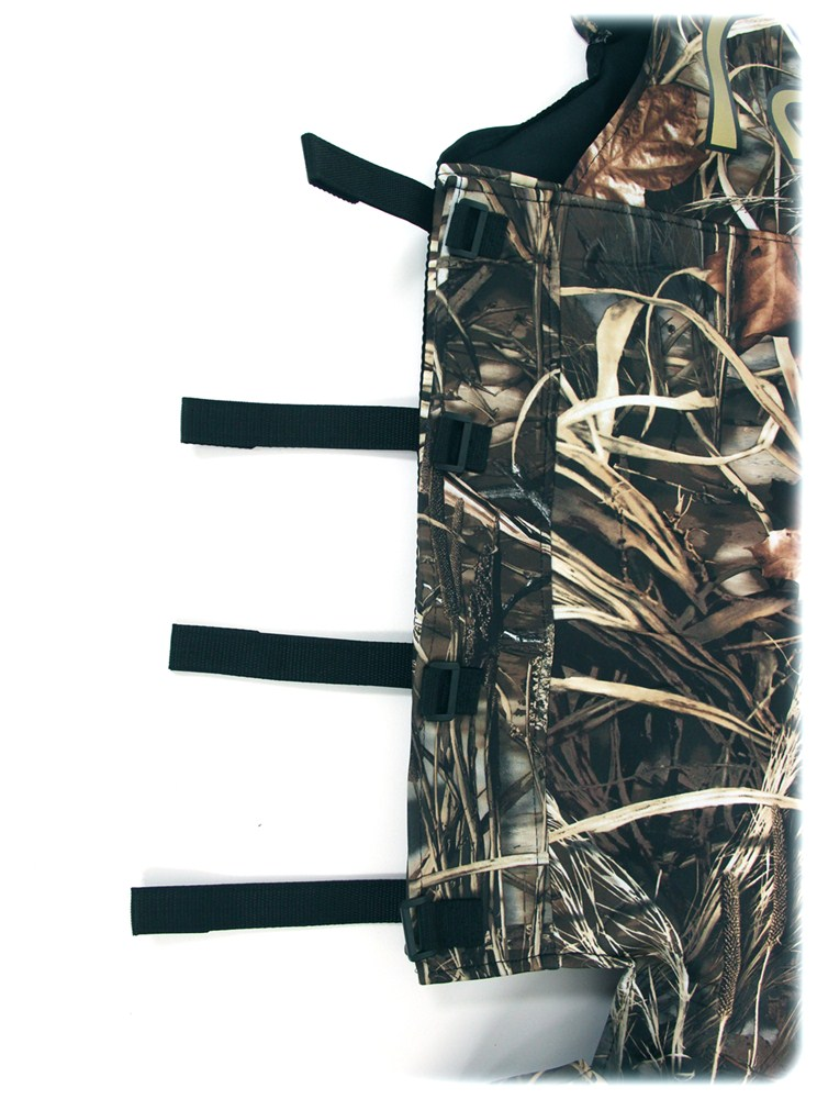 Ducks Unlimited Seat Covers >> Ducks Unlimited Universal Fit Bucket Seat Cover - Neoprene - Realtree Max-4 Camo and Black - Qty ...