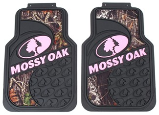 Mossy Oak Universal Floor Mats 31 Quot Long X 21 Quot Wide New