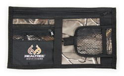 Realtree Outfitters Vehicle Visor Organizer - Camouflage