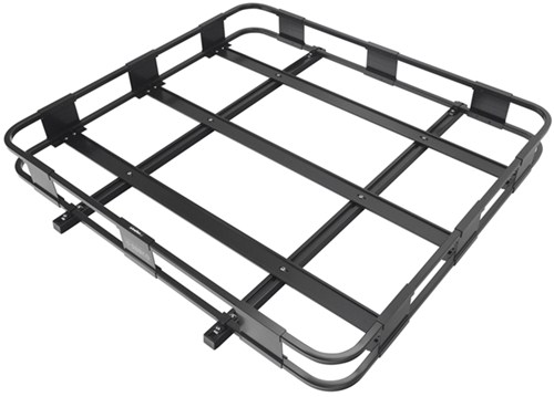 Surco Safari Rack 5 0 Rooftop Cargo Basket For Factory Rails 50 Long X 45