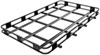"Surco Safari Rack 5.0 Rooftop Cargo Basket for Factory Rails - 84"" Long x 50"" Wide"