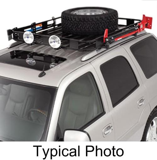 2005 Chevrolet Tahoe Surco Safari Rack 5 0 Rooftop Cargo