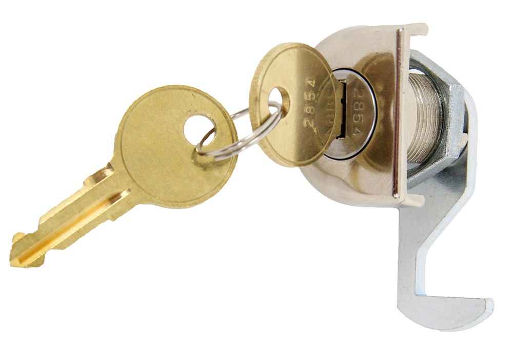 Replacement Lock Core And Key For Sportrack Explorer Cargo