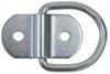"Brophy Light Duty D-Ring Tie-Down Anchor - 2-1/4"" Wide - Surface Mount - 330 lbs"