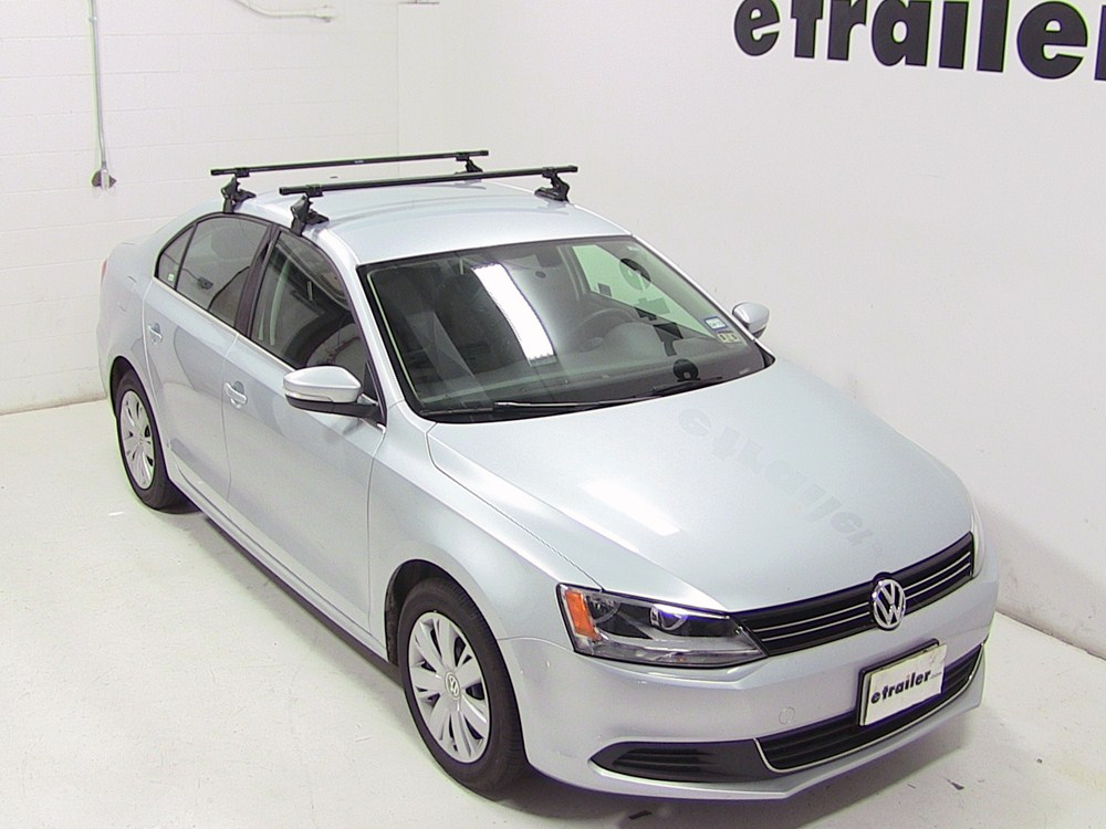 roof rack for 2013 volkswagen jetta. Black Bedroom Furniture Sets. Home Design Ideas
