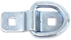 "Brophy D-Ring Tie Down Anchor - Bolt-On - 3-1/2"" Wide - Surface Mount - 1,600 lbs"