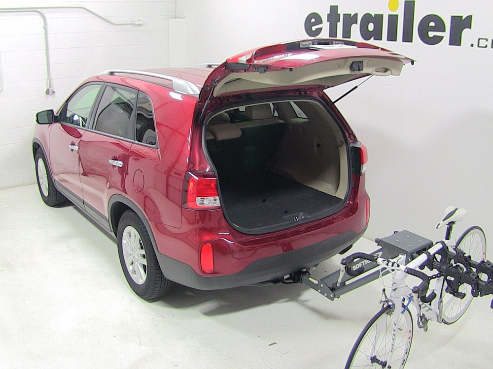 2014 kia sorento softride dura parallelogram 4 bike rack. Black Bedroom Furniture Sets. Home Design Ideas