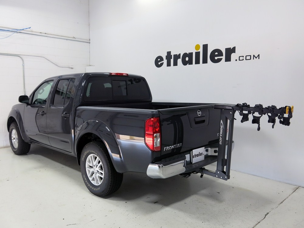 2005 nissan frontier bike rack Nissan xterra bike rack interior