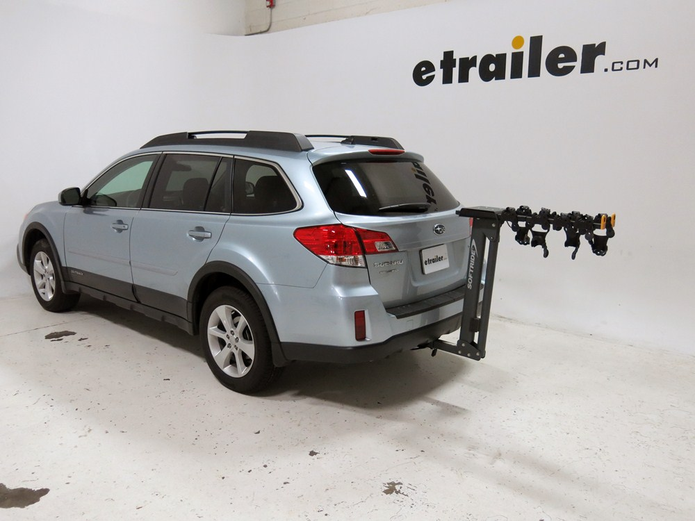 subaru outback wagon softride dura parallelogram 4 bike rack tilting available february 2018. Black Bedroom Furniture Sets. Home Design Ideas