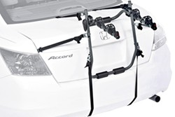Softride 2013 Chevrolet Spark Trunk Bike Racks
