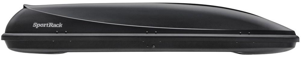 Sportrack Horizon Rooftop Cargo Box 16 Cu Ft Black