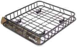 "SportRack Vista Roof Mounted Cargo Basket - Steel - 44"" Long x 39-1/8"" Wide - 110 lbs"