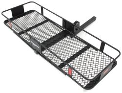 "20x60 SportRack Vista Cargo Carrier for 2"" Hitches - Steel - Folding - 500 lbs"