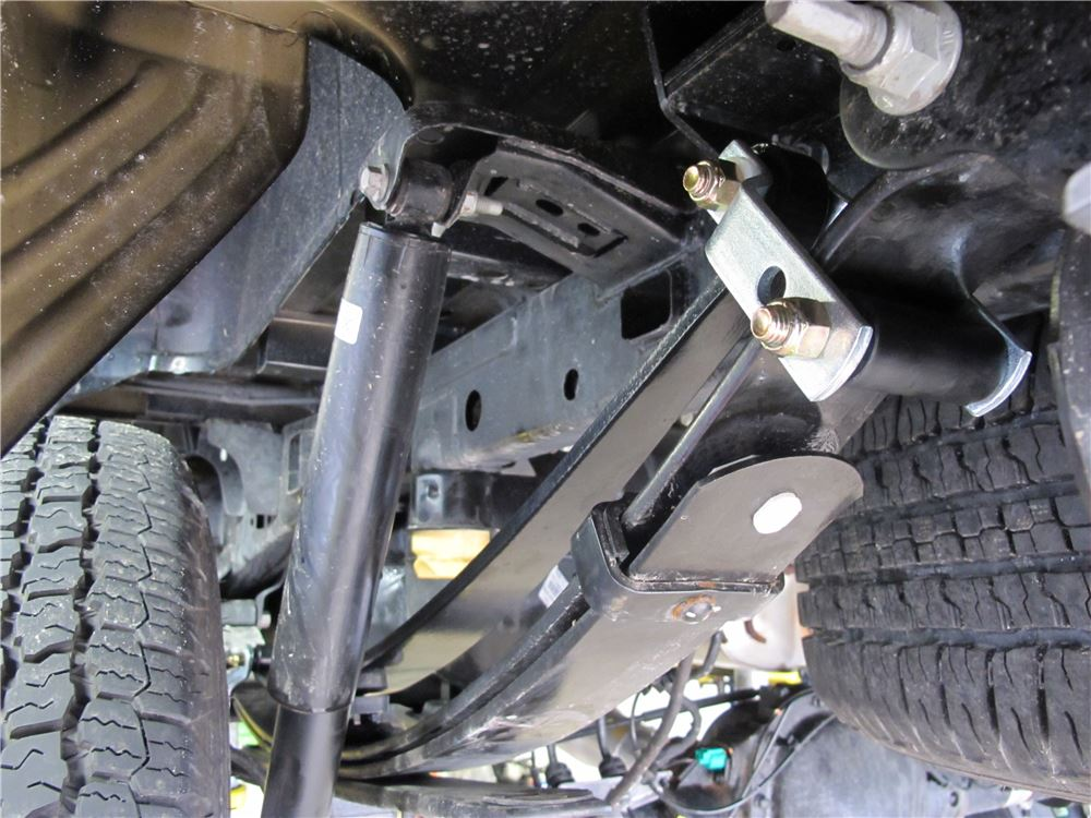 2015 Ford F-150 SuperSprings Custom Suspension Stabilizer and Sway Control Kit