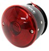 "Stop/Turn/Tail Trailer Light - Surface Mount - 3-7/8"" Round - Passenger Side - Red"