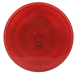 "Sealed, 4"" Round Trailer Stop, Turn and Tail Light, Flush Mount, 3-Function"