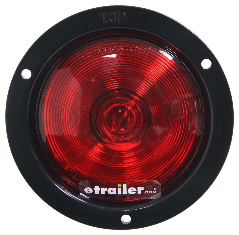 Trailer Tail Light Lens : Trailer tail light stop turn submersible