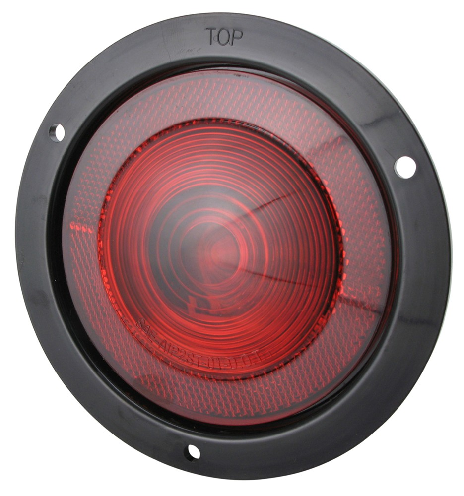 Sealed 4 Quot Round Trailer Stop Turn And Tail Light With