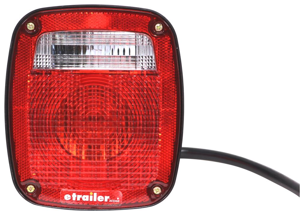 Jeep Style Universal Trailer Stop Turn And Tail Light