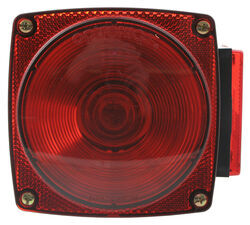 Optronics Combination Trailer Tail Light - 6 Function - Incandescent - Red Lens - Passenger Side