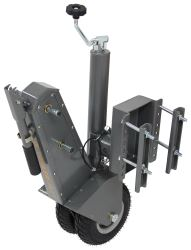 "Trailer Valet Swivel Jack and Trailer Mover - Topwind - 15"" Lift - 500 lbs"