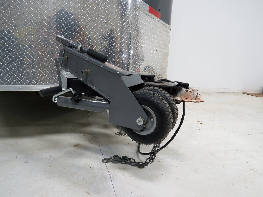 Trailer Valet 5x Swivel Jack And Trailer Mover Topwind