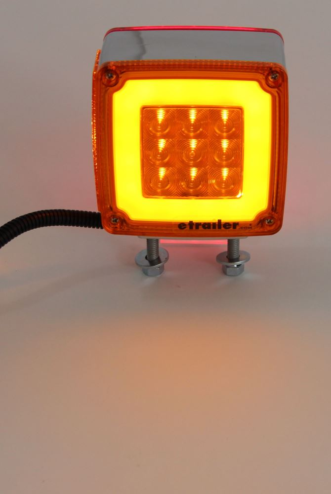 Glolight Dual Face Led Tail Light 5 Function 53 Diodes