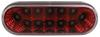 Miro-Flex Trailer Tail Light - Stop, Tail, Turn - LED - Waterproof - 12 Diodes - Red Reflector