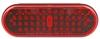 Trailer Tail Light - Stop, Tail, Turn - LED - Waterproof - 48 Diodes - Red Lens