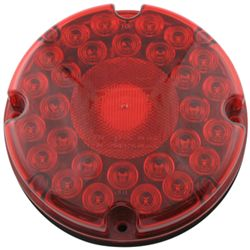 Transit Tail Light - Stop/Turn/Tail - LED - Submersible - 31 Diodes - Red Lens
