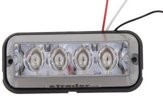 Custer 4LED Strobe Light or Running Light  3   Wire
