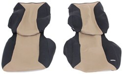 Covercraft Seat Glove - Front Bucket - Tan