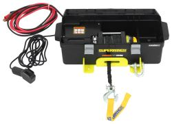 Superwinch Winch 2 Go 4000SR - Synthetic Rope - Hawse Fairlead - 4,000 lbs