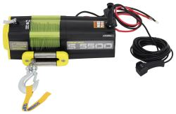 Superwinch S5500 Winch - Wire Rope - Roller Hawse Fairlead - 5,500 lbs - 12V