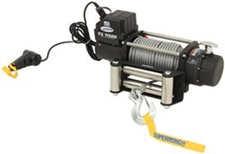 Superwinch Tiger Shark Off-Road Winch - Wire Rope - Roller Fairlead - 11,500 lbs
