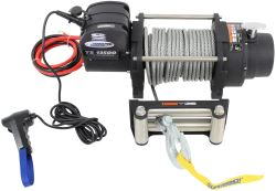 Superwinch Tiger Shark Off-Road Winch - Wire Rope - Roller Fairlead - 13,500 lbs