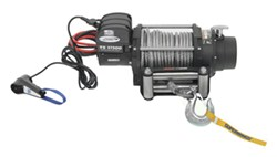 Superwinch Tiger Shark Off-Road Winch - Wire Rope - Roller Fairlead - 17,500 lbs