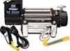 Superwinch Tiger Shark Series Off-Road Winch - Wire Rope - Roller Fairlead - 9,500 lbs
