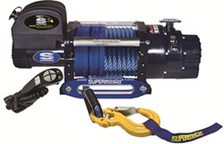 Superwinch Talon Series Off-Road Winch - Synthetic Rope - Hawse Fairlead - 18,000 lbs