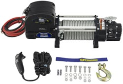 Superwinch Talon Series Off-Road Winch - Wire Rope - Roller Fairlead - 9,500 lbs